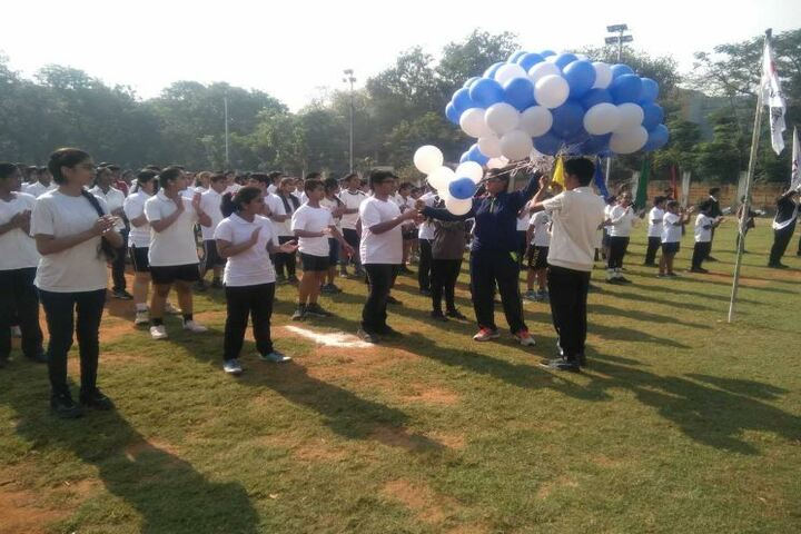 FIITJEE World School-White Day