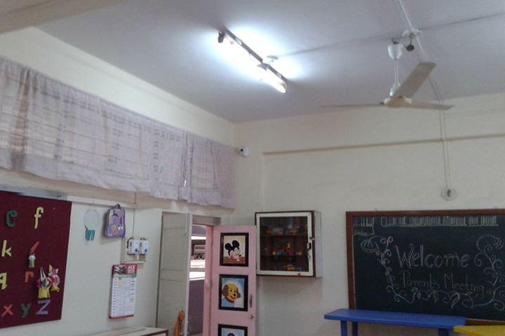 P B Jog High School And Junior College-Classroom
