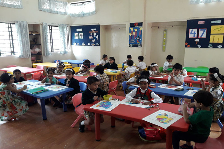 P B Jog High School And Junior College-Drawing Competition