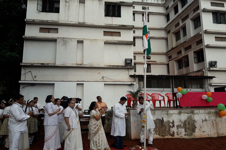 P B Jog High School And Junior College-Independence Day