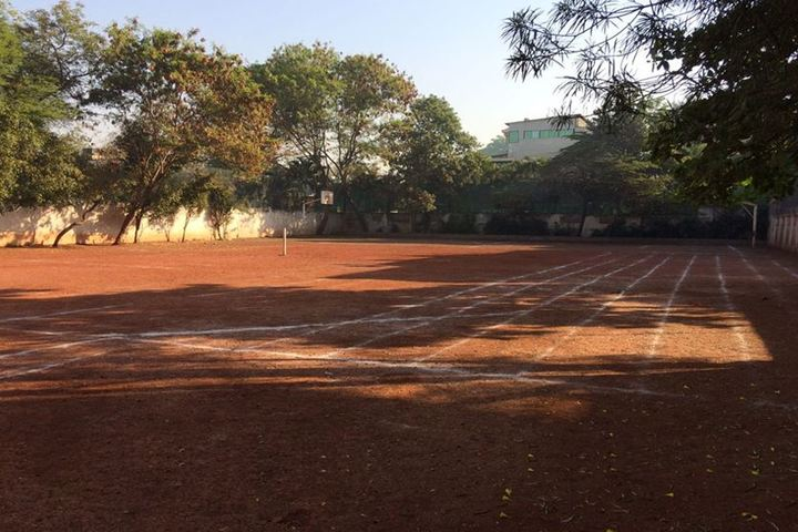 P B Jog High School And Junior College-Playground