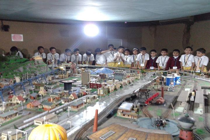 P B Jog High School And Junior College-School Exhibition
