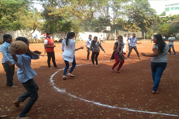 P B Jog High School And Junior College-Sports Day