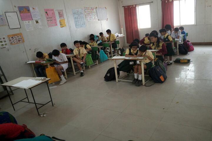 Prestige Public School-Classroom