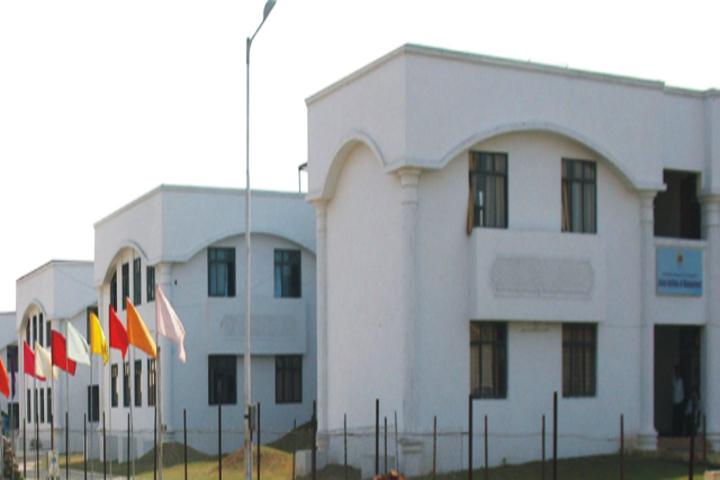Prestige Public School-School Building