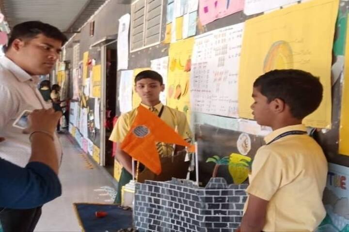Prestige Public School-School Exhibition