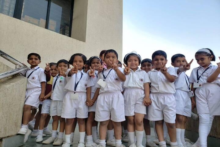 Prestige Public School-Students