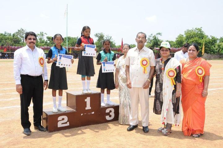 Rosily School-Awards Ceremony