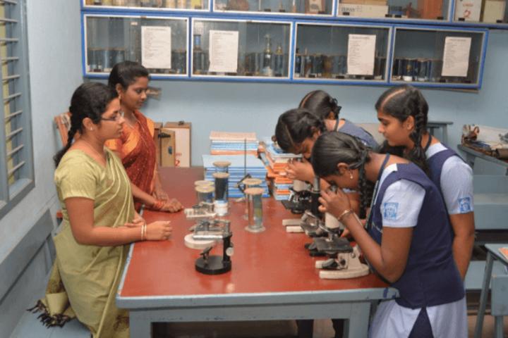 Rosily School-Biology Lab