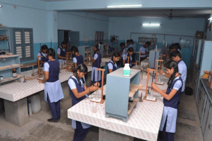 Rosily School-Chemistry Lab