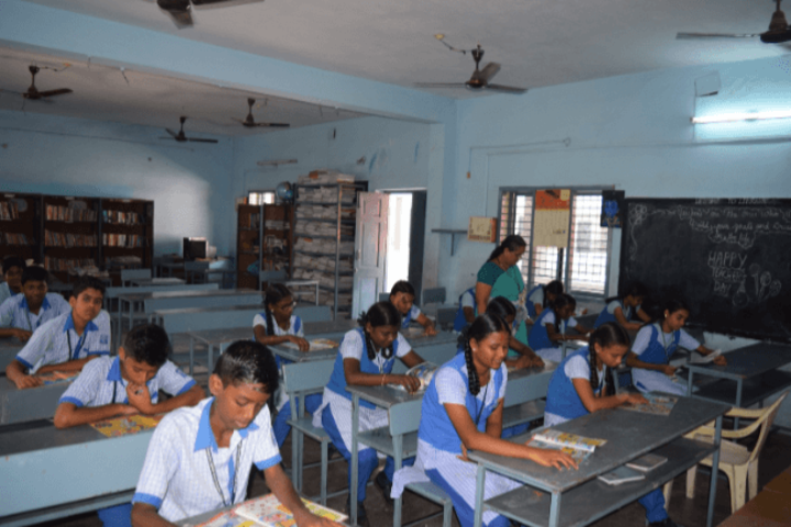 Rosily School-Classroom