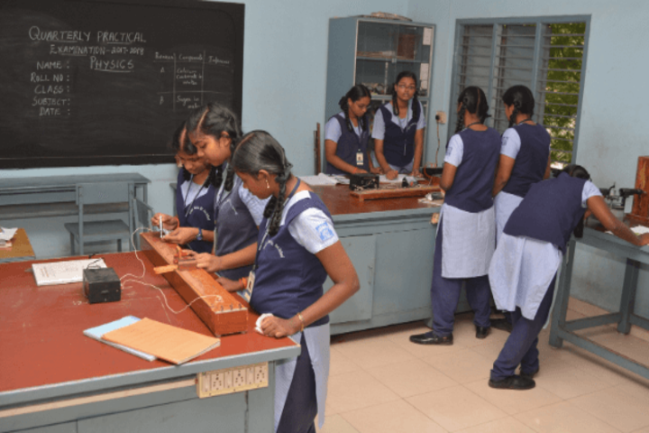 Rosily School-Physics Lab