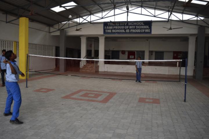 Rosily School-Shuttle Court