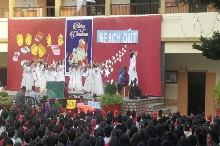 Vidya Bhavan School and Junior College-Christmas Celebrations