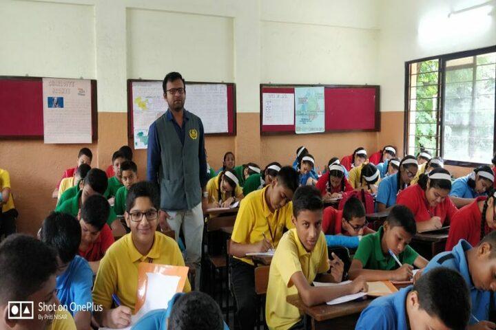Vidya Bhavan School and Junior College-Essay Writing Competition