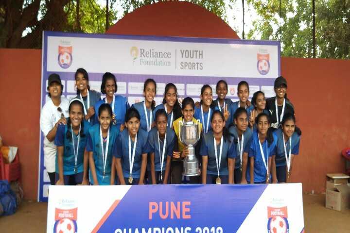 Vidya Bhavan School and Junior College-Foot Ball Championship