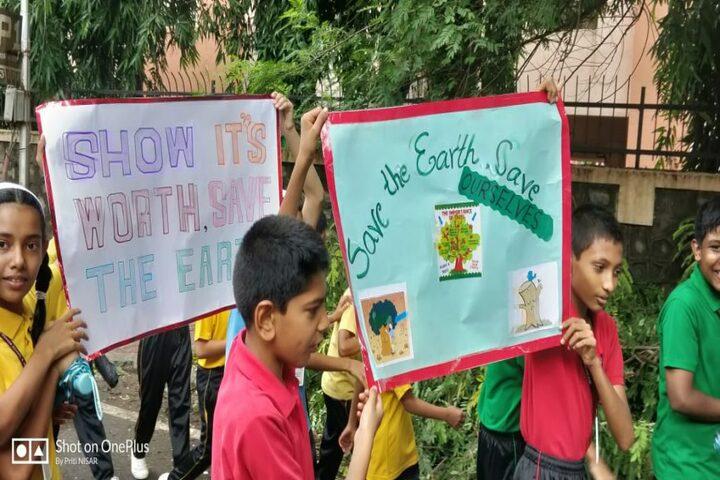 Vidya Bhavan School and Junior College-Rally
