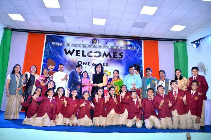 Vidya Bhavan School and Junior College-Singing Competition
