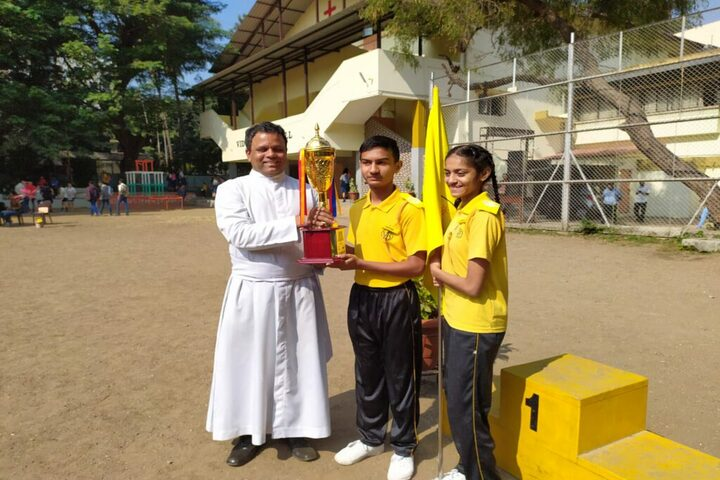 Vidya Bhavan School and Junior College-Sports Day Celebrations