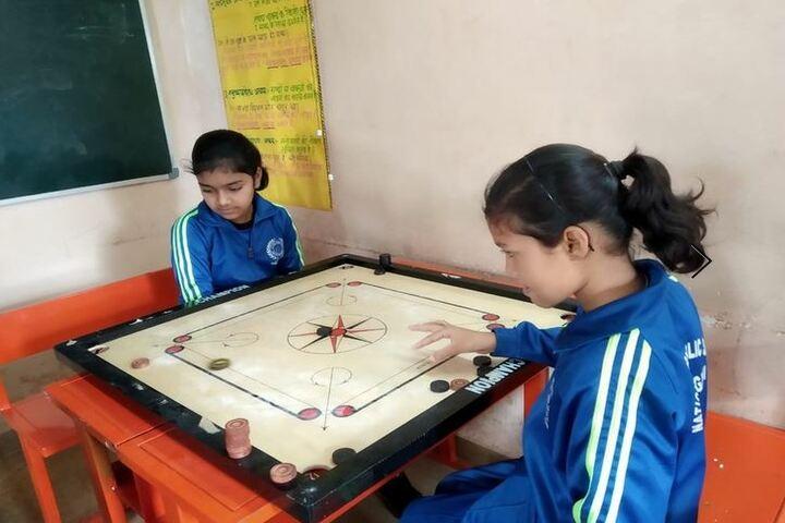 National Public School-Indoor Games