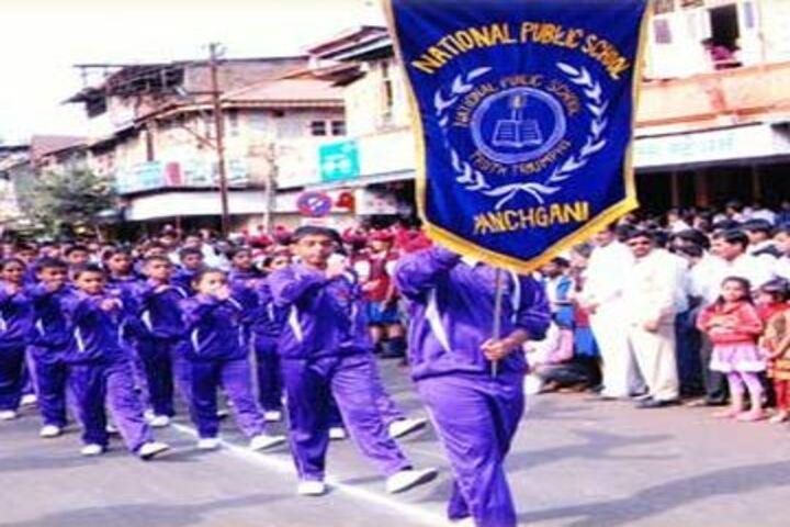 National Public School-Rally