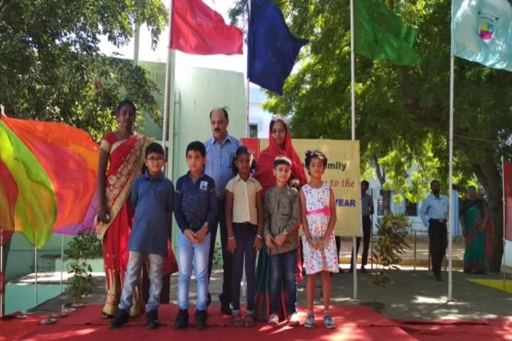 Crescent School-Children's Day