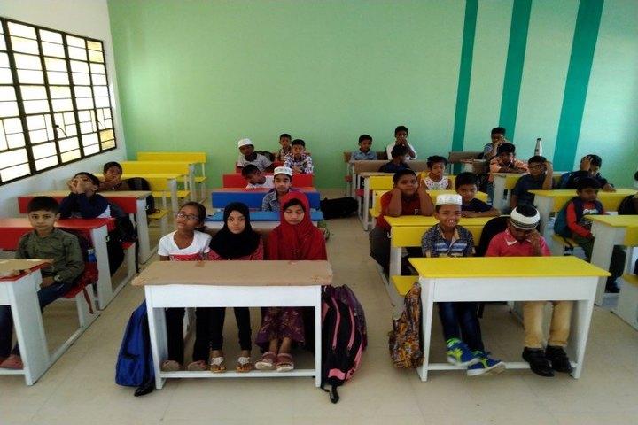 Crescent School-Classroom