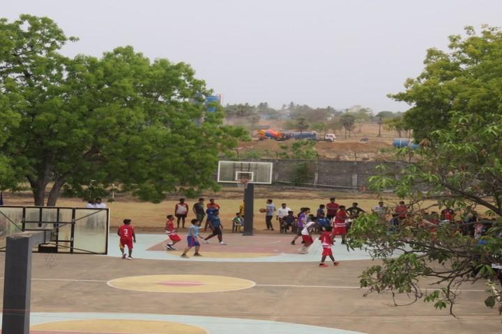 Crescent School-Play Ground