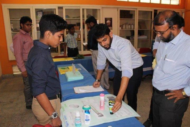 Crescent School-School Exhibition