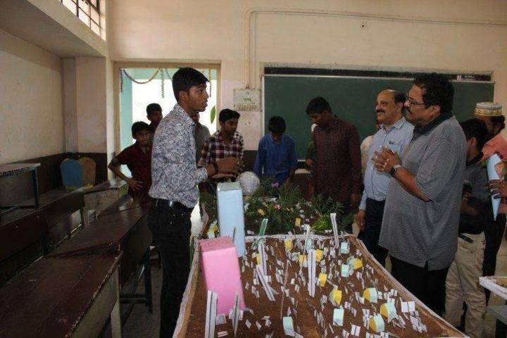 Crescent School-Science Exhibition