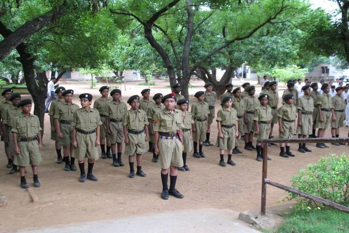 Crescent School-Scouts And Guide