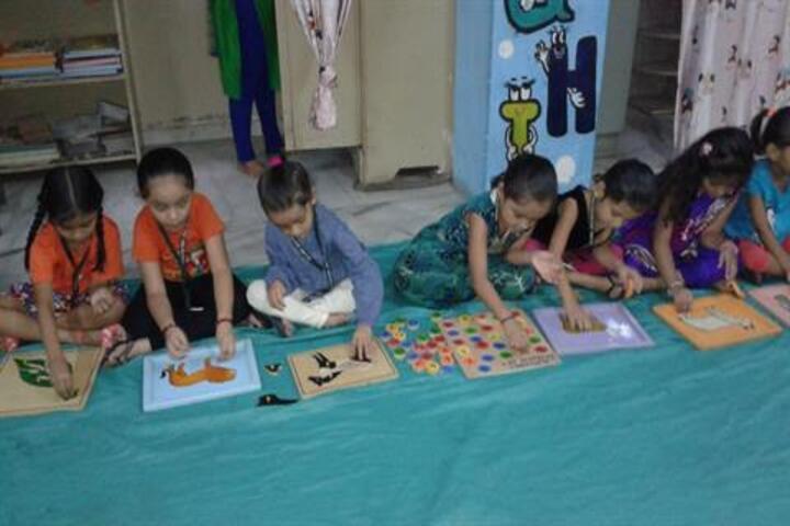 Tripada English School-Activity