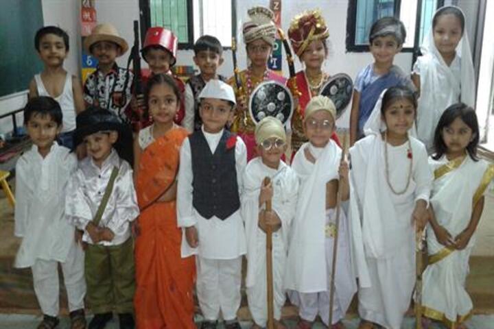 Tripada English School-Fancy Dress Competition