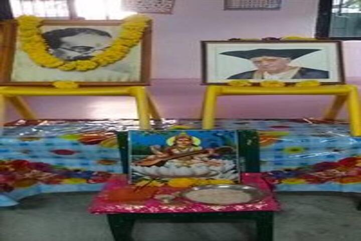 Tripada English School-Gurupurnima