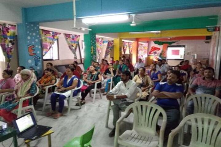Tripada English School-Orientation Meeting