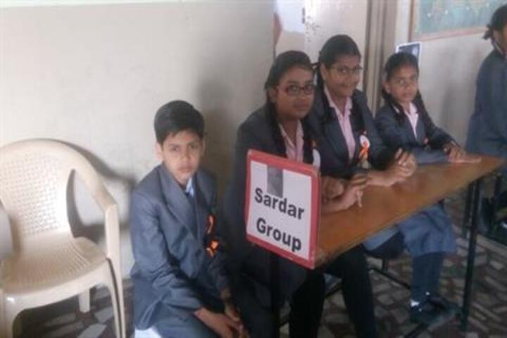 Tripada English School-Quiz Competition