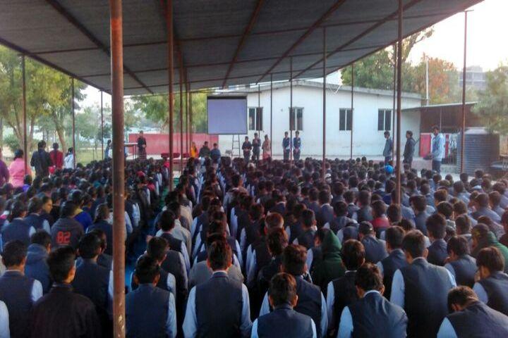 VED International School-Event