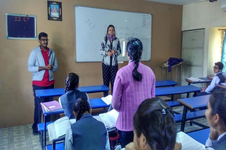 VED International School-Seminar