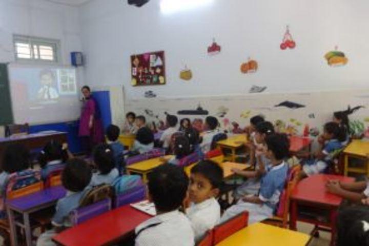 Trinity International School-Classroom
