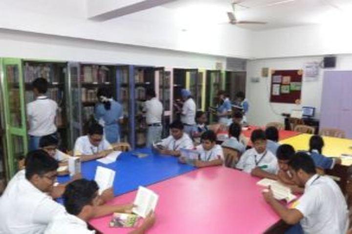 Trinity International School-Library