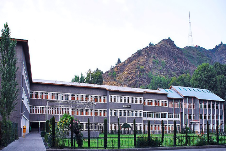 Burn Hall Higher Secondary School-Campus