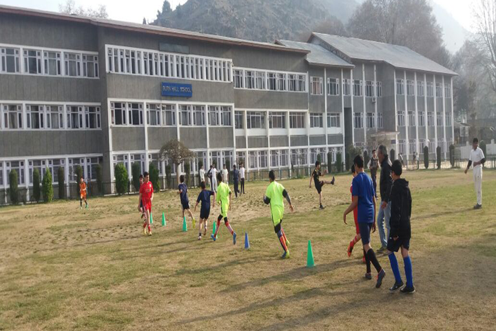 Burn Hall Higher Secondary School-Games