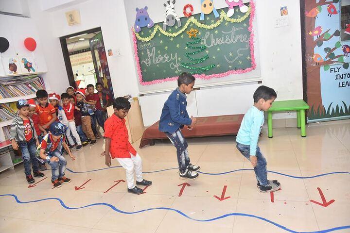 Kudila Govindram Seksaria English School-Activity