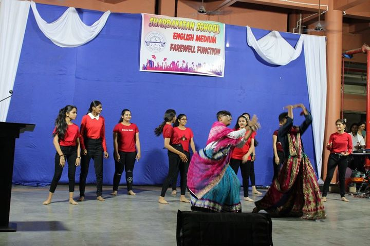 Shardayatan School-Dance