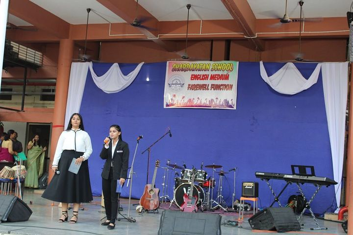 Shardayatan School-Farewell