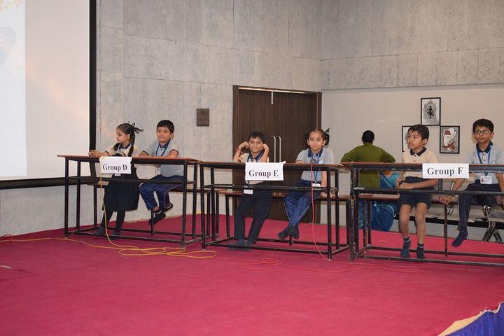 Shardayatan School-Quiz Competition
