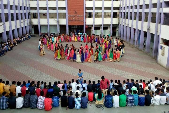 Vishwakarma Vidyalaya-Bathkamma Celebration