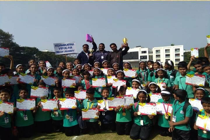 Vishwakarma Vidyalaya-Prize Distribution