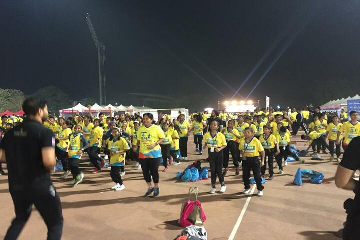 Vishwakarma Vidyalaya-Sports Day