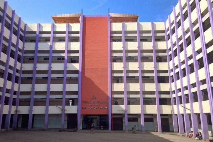 Vishwakarma Vidyalaya-School Building
